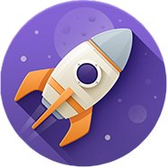Space Cowboy Icon