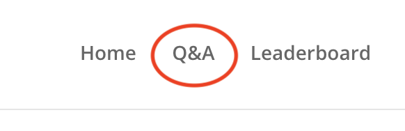Announcing the Q&A knowledge base